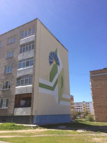 утепление фасада торца здания