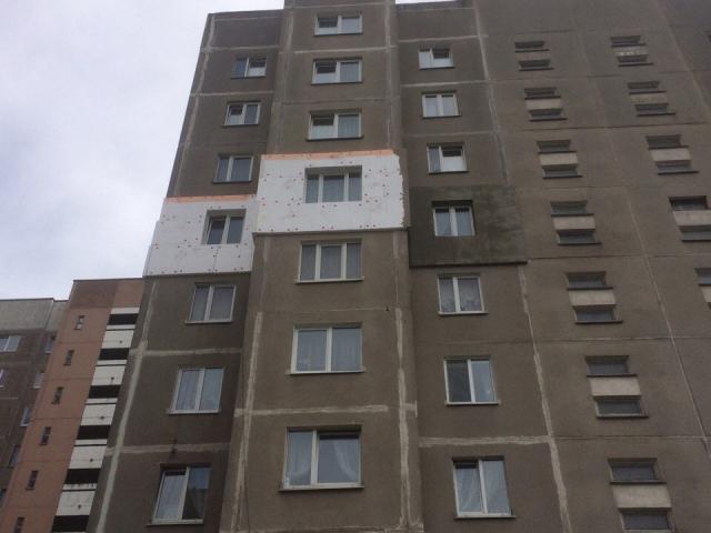 стена утепление квартиры с внешней стороны минск