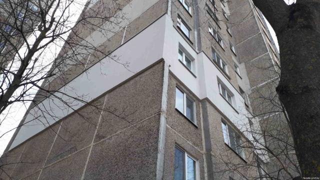 Утепление квартиры со стороны улицы в Минске