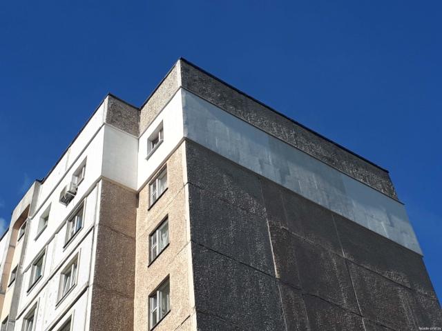 Утепление угловой квартиры панельного дома снаружи